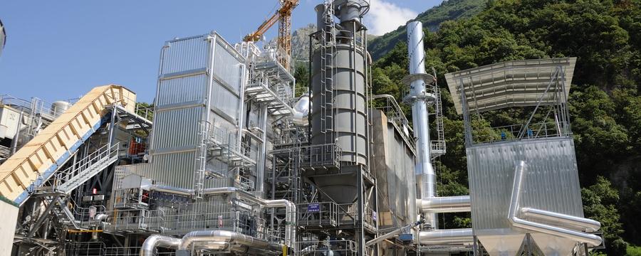 Centrali a Biomassa